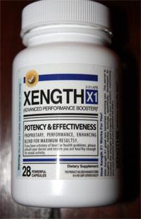 photo comment prendre testoforce et xength x1